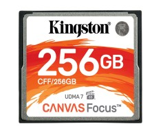 ingston 256GB Canvas Focus CompactFlash Memory Card