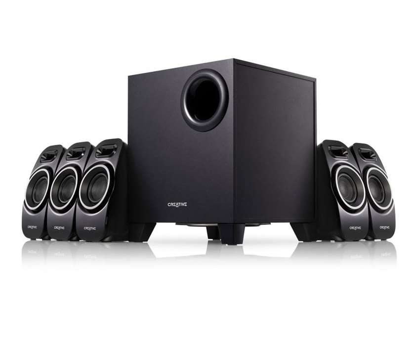 Creative Labs A550 5.1 Speaker System